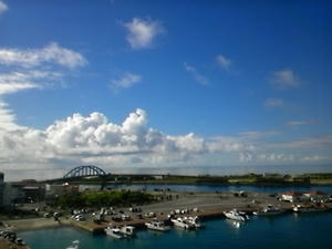 沖縄・石垣島港