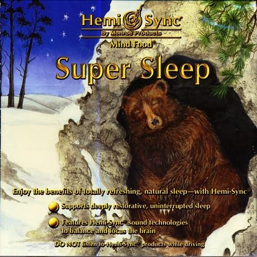 デルタ睡眠時の脳波パターンで深い眠りへ【スーパー・スリープ】
