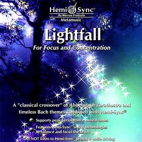 ヘミシンクの集中力を高める周波数が精神状態を、最高の能力を発揮できるようサポート【ライトフォール(光の滝)】