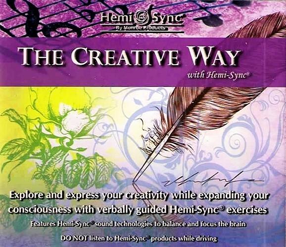 より創造的で豊かな人生を望むあなたに【ヘミシンクによる創造性開発】