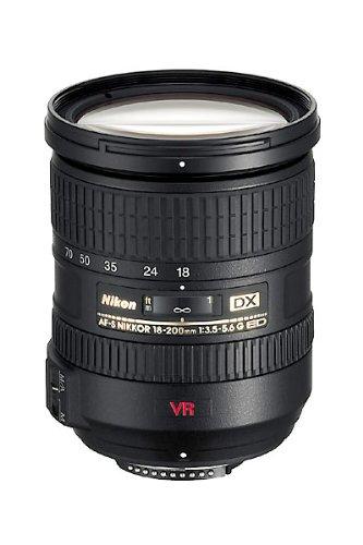 レンズ - Nikon AF-S DX VR Zoom Nikkor ED55-200/4-5.6G