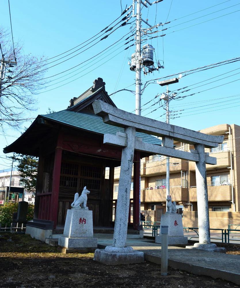 2013年、神社を巡り