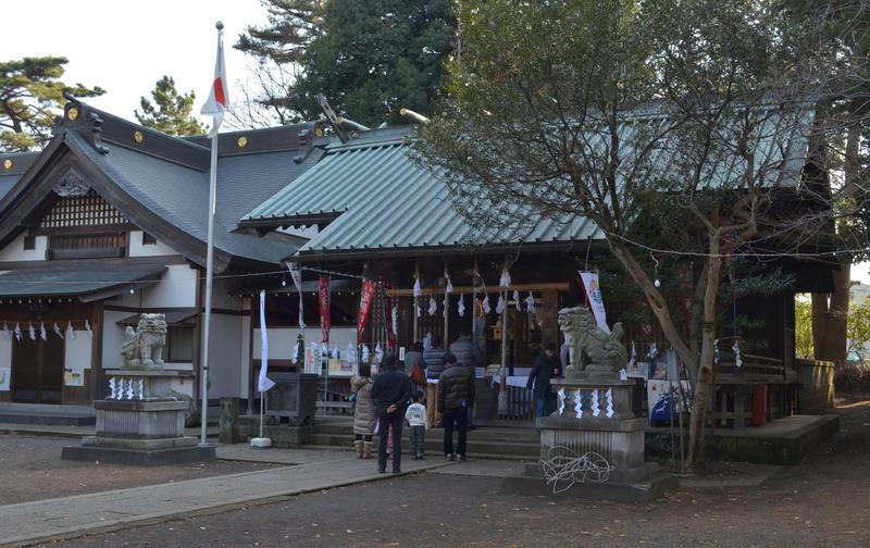 伊豆美神社