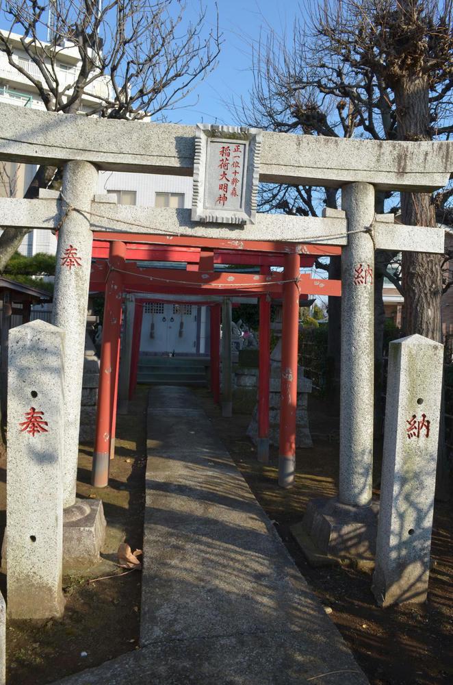十幹森稲荷神社