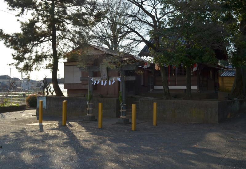 白幡菅原神社