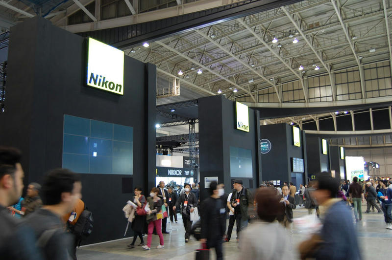 CP+2013  Nikon