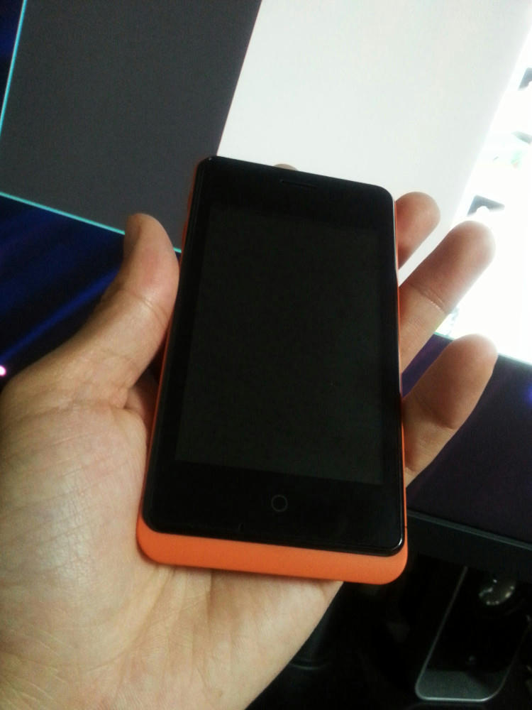 Keon, Firefox OS DEVELOPER PREVIEW