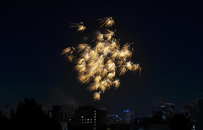 2013年神宮外苑花火大会