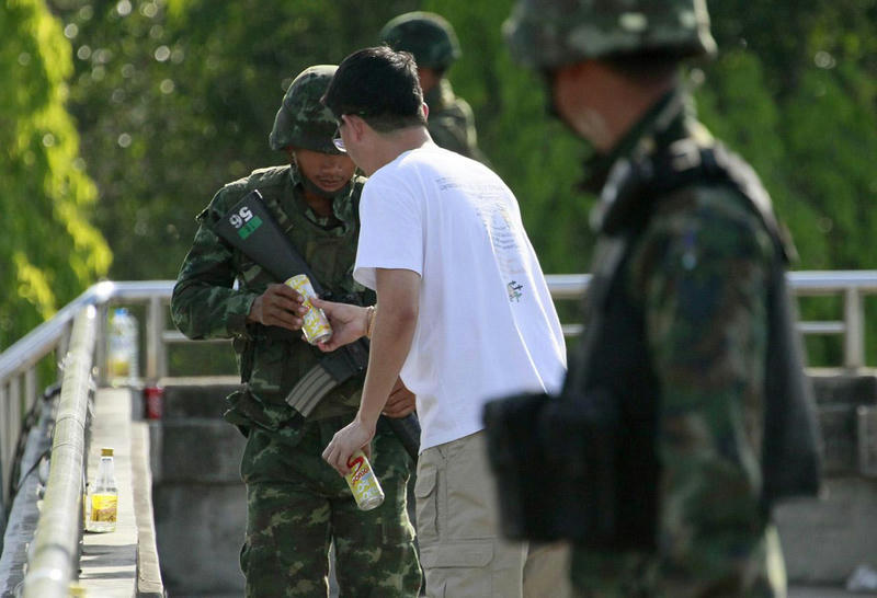 タイ2014年クーデター