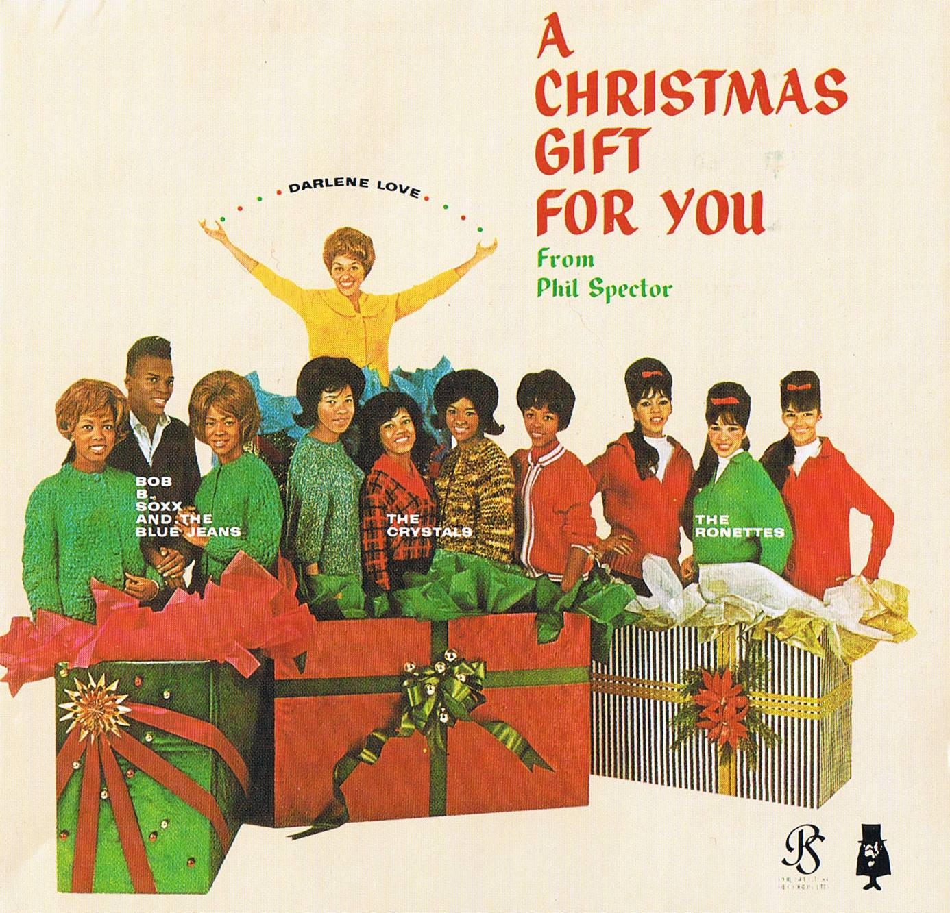Soul christmas a christmas gift for you from phil spector 2staxsoul christmasphillesa christmas gift for you negle Image collections