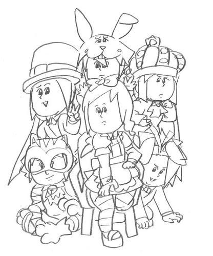 銀ーshiroganeー in Wonderland_3