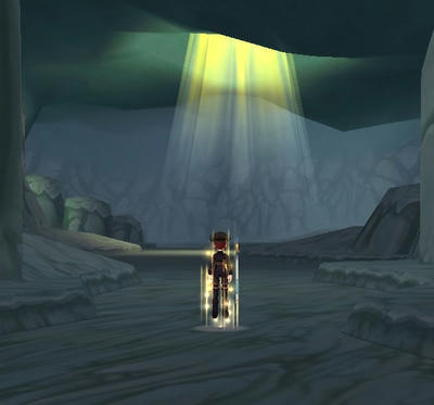 化民の洞窟内部1