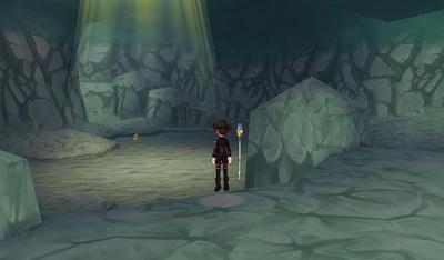 化民の洞窟内部2