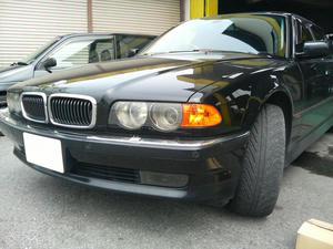 BMW E38後期 750iL
