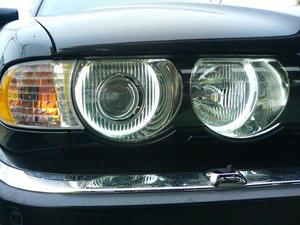 BMW E38 コーナーランプ クリアーUS仕様