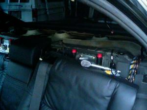 BMW E38 750iL 車高短計画