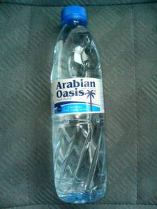 砂漠の水 アラビアン・オアシス