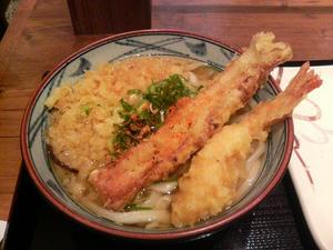 釜揚げ讃岐うどん 亀丸製麺