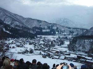 古手神社からの眺め