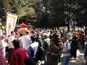 田縣神社の豊年祭(ちんこ祭り)