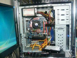 改造前のパソコン