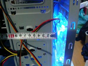 HDDファンの改造
