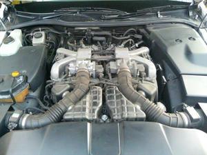 センチュリーV12気筒エンジン