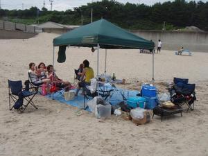 茨城県は日立の海に行ってきた
