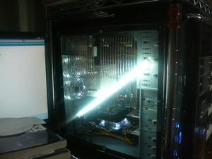 パソコンの蛍光管が落ちたぞ