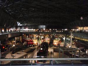 鉄道博物館に行ったぞ