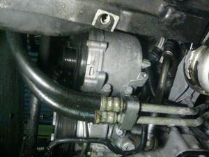 俺のBMW修理 E38750iL 水冷式オルタネーター