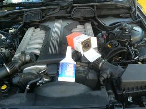 BMW レッドラインオイル交換
