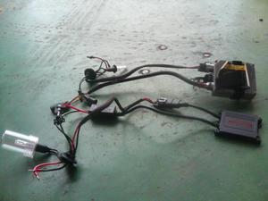 E38 750iL HID取り付け