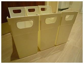 そこで新たにキャン・ドゥでファイルボックスを3つ購入。 キッチリ分類して混在を防ぎたいと思います。