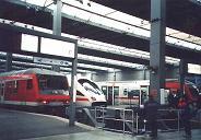 ミュンヘン中央駅