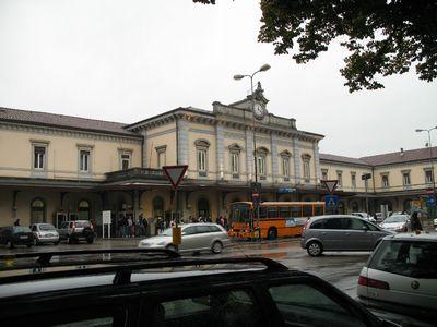 ウディネ駅