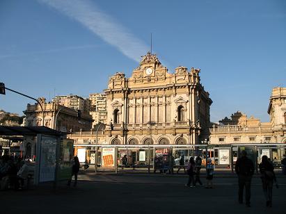 ジェノバ・ブリニョーレ駅