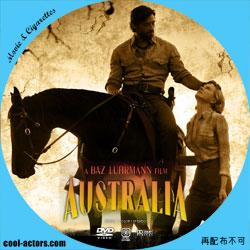 オーストラリア DVD ラベル