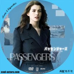 パッセンジャーズ DVD ラベル