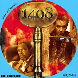 1408号室 DVD ラベル