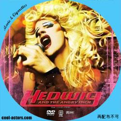 ヘドウィグ・アンド・アングリーインチ DVD ラベル