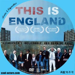 THIS IS ENGLAND DVD ラベル