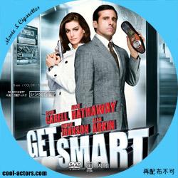 ゲット スマート DVDラベル A ...