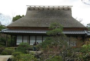 依水園のお家