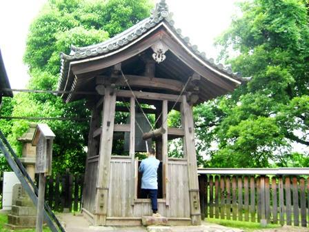 興福寺の鐘楼