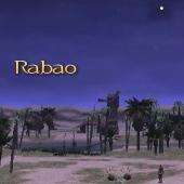 「Rabao」ジャケ風