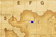 バタリア丘陵[現在]光の位置