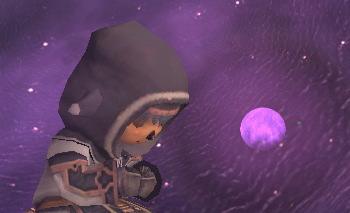 早く満月にならないかな・・・
