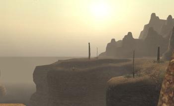 カルゴナルゴ城砦は隠れたスポットが色々ありそうです