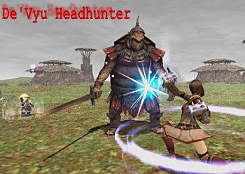 De'Vyu Headhunter